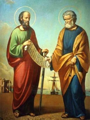 APOSTOŁ Informacje Rzymskokatolickiej Parafii Św. Apostołów Piotra i Pawła